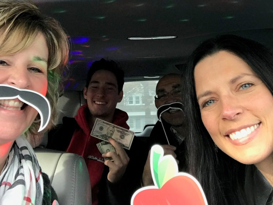 Country Bank Cash Cab