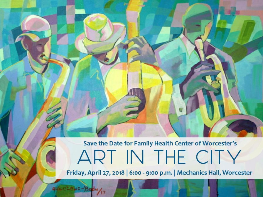 Art In the City Advertisement