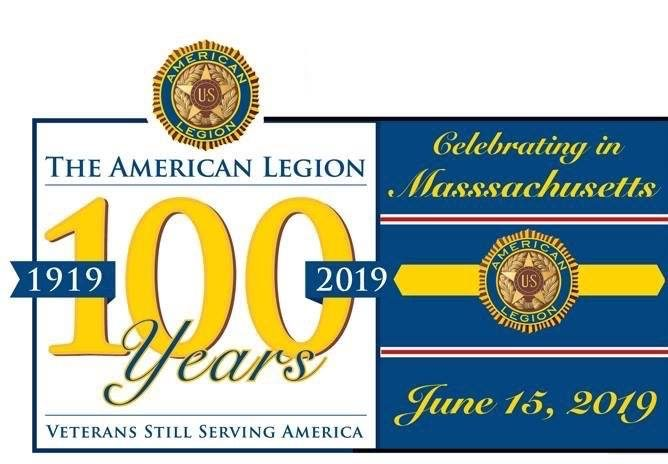 American Legion Centennial Celebration Logo