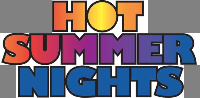 Hot summer nights in Ware logo