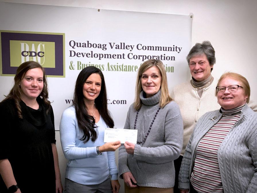 QVCDC Donation 2018